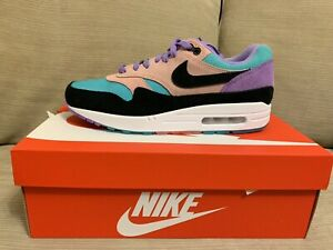 new products 209e2 0ee40 Image is loading 2019-Nike-Air-Max-1-Multicolor-Have-a-