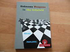 Unknown Weapons in the Grünfeld by GM Milos Pavlovic Thinkers Publishing 2016