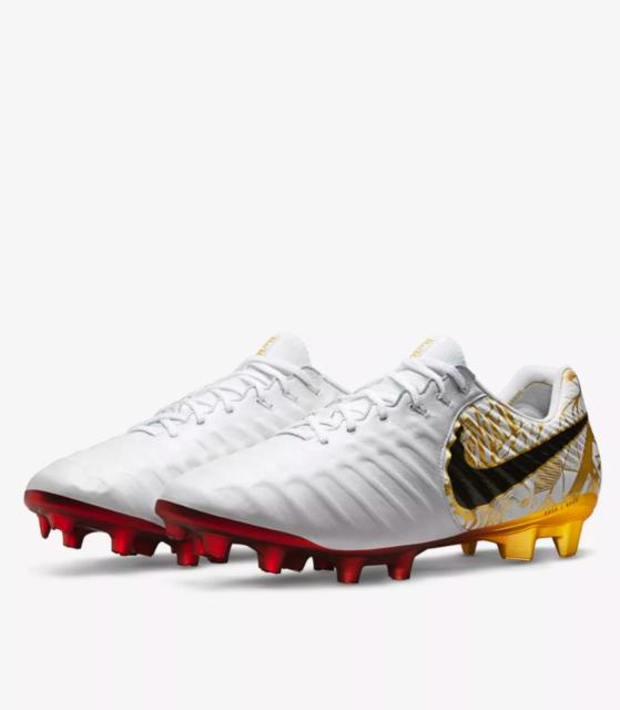 online store 36349 e0e74 Nike MEN'S Tiempo Legend VII SE FG SERGIO RAMOS CORAZÓN Y SANGRE SIZE 11  RARE!