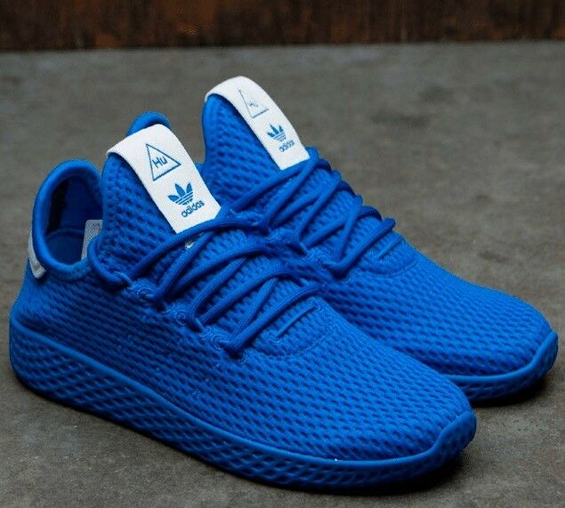 e365db33bc606 ADIDAS PHARRELL WILLIAMS PW PW PW TENNIS HU CP9766 MEN S SHOES 100%  AUTHENTIC b4a0aa
