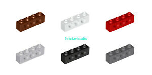 Lego Technic Plate 2 x 4 with 3 Holes Parts Pieces Lot ALL COLORS