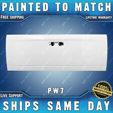 New Painted Pw7 Bright White Tailgate For 2002 2009 Dodge Ram 1500 2500 3500 Fits 2008 Dodge Ram 3500