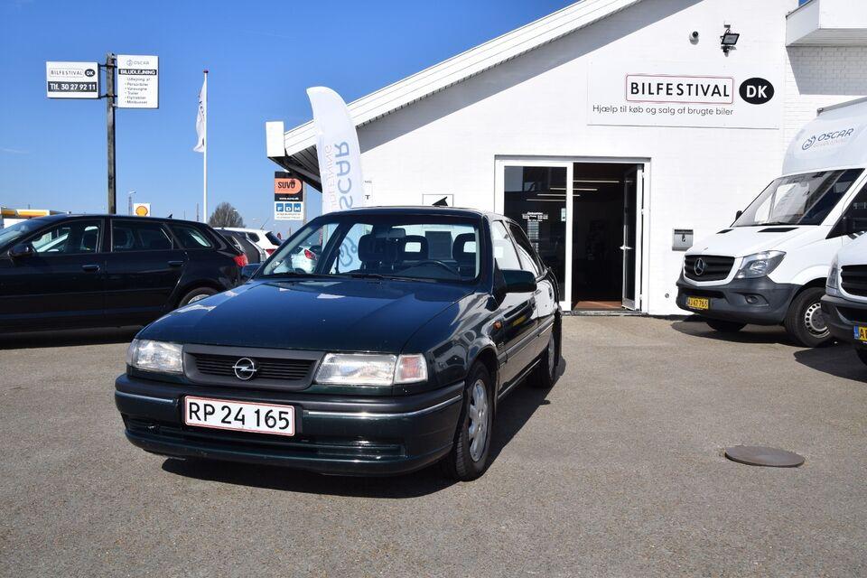 Opel Vectra 2,0i 16V GLS Benzin modelår 1995 km 388000