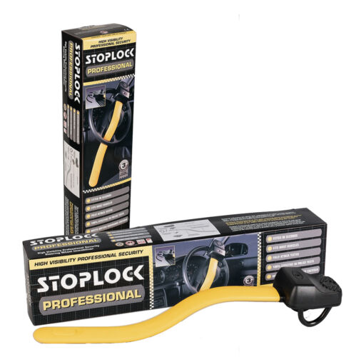 Stoplock Pro Steering Wheel Lock Professional Clamp Ideal For Toyota Cynos