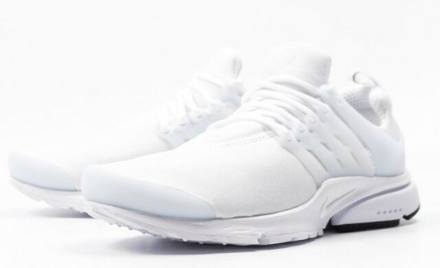 on sale d6f45 45ac1 Nike Air Presto Essential Sz 11 Triple White 848187 100