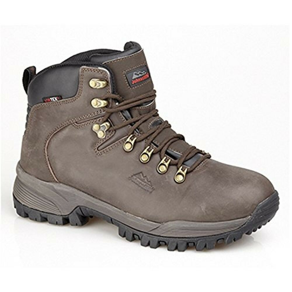 LADIES WATERPROOF HIKING BREATHABLE HIKING WATERPROOF WALKING BOOTS HIGRIP SOLE JOHNSCLIFFE CANYON 97972b