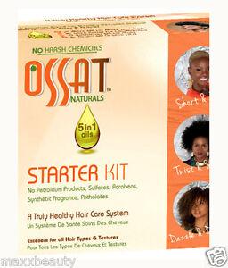 Ossat Naturals Starter Kit Ebay