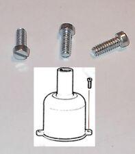 """Dashpot Screws for HS2 1¼"""" SU Carburettor on Austin Healey Sprite Mk2 1961-64"""