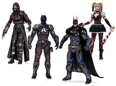Batman Arkham Knight Harley Quinn  Joker Professor Pyg