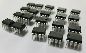 SOLD//SHIP 30x LM358 Low Power Dual OpAmp DIP-8 IC LM358N 30pcs AMPLIFIER US