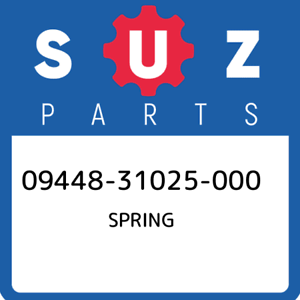 09448-31025-000-Suzuki-Spring-0944831025000-New-Genuine-OEM-Part