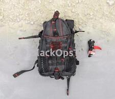 1/6 Action Figure Toy MSE ZERT Black Jack Sniper 5-11 Sling Bag Backpack Set 17