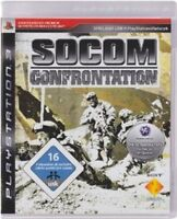 Socom Ps-3 Confrontation Online