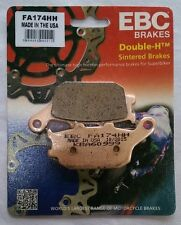 Suzuki GSF650 Bandit (ABS) (2005 to 2006) EBC Sintered REAR Brake Pads (FA174HH)