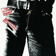 The Rolling Stones STICKY FINGERS 180g REMASTERED Polydor NEW SEALED VINYL LP