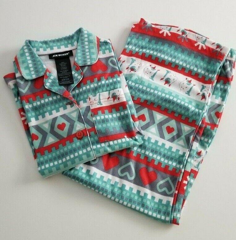 $11.00 Each Joe Boxer Toddler Girls Fleece Pajama Sets $7.00