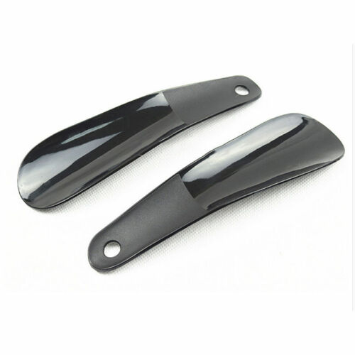 Professional Plastic Shoehorn Spoon Shoes Lifter Portable Spoon Shoe Horn Zk