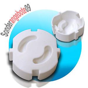 1x 4x 8x 16x 20x kinderschutz f r steckdosen steckdosenschutz kindersicherung ebay. Black Bedroom Furniture Sets. Home Design Ideas