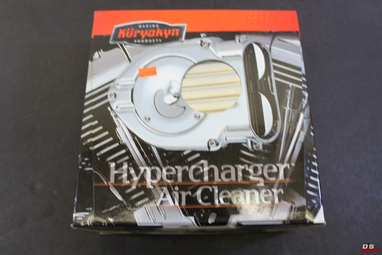 Kuryakyn 9300 Pro Series Chrome Hypercharger