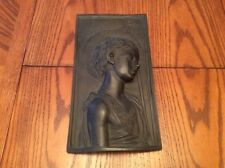 Antique Bronze Women With Markings