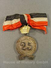 Kriegerverein Auszeichnung für 25 Jahre Mitgliedschaft im Kriegerverein Hittfeld