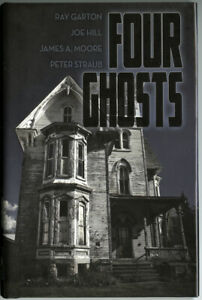 FOUR-GHOSTS-CD-Book-Club-Only-155-656-Signed-Garton-Hill-Moore-Straub