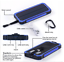 thumbnail 115 - 2021 Super 3000000mAh USB Portable Charger Solar Power Bank For Cell Phone