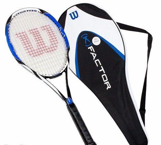 Wilson  Facteur K Pro. Six K PRO-6 100 midplus Cordée Raquette de tennis 4-1 4  NEUF
