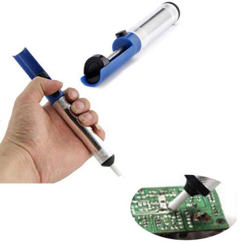 Solder Sucker Vacuum Soldering Iron Desolver Desoldering Pump Tool Removal