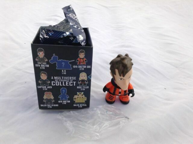 Doctor Who Titans Gallifrey Collection Vinyl Figures Rose Tyler 2//20
