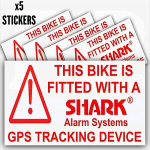Bicycle Security Stickers GPS Tracker Tracking Device Mountain Bike Cycling