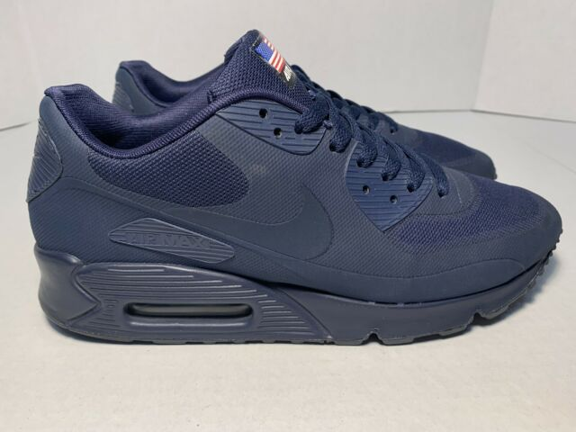 Nike Air Max 90 Independence Day USA SIZE 10 PRE OWNED
