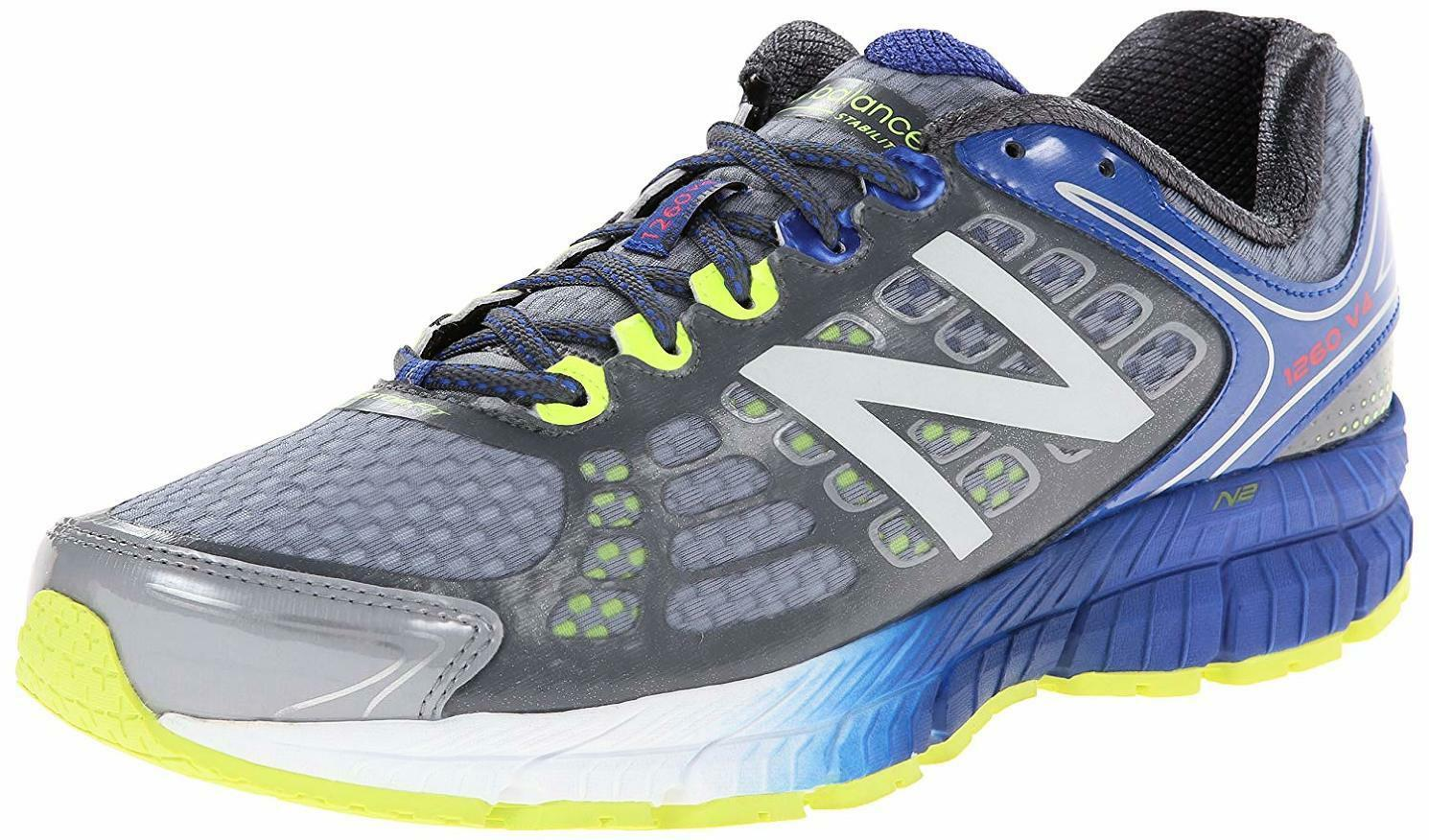 New Balance Men's M1260v4 NBX Running zapatos - Choose SZ Color