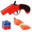Battlegrounds Pubg Game Flare Gun Weapon Airdrop Parachute Model Launching Toy
