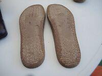 1 Paar Einlegesohlen Schuheinlagen  Hush Puppies  Gr. 38 -- Neu Ungetragen 5