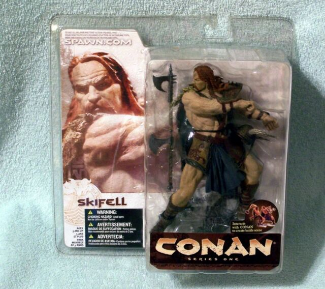 2004 CONAN SERIES ONE - SKIFELL MCFARLAND TOYS ACTION FIGURE NEW