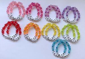 2 x Friends Forever / Best Friends Kids Bracelets-9 Colours-Friendship  Bracelets   eBay