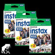 Fuji Instax DP 6x10 Aufnahmen Wide Picture Format für Wide 100 / 200 / 210 / 300