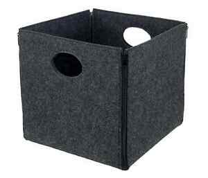 Aufbewahrungsbox Allzweckbox Faltbox Multibox 30 X 30 X 30 Cm