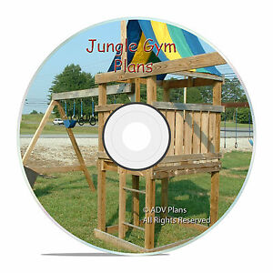 details about diy swing set plans backyard fort easy to build all