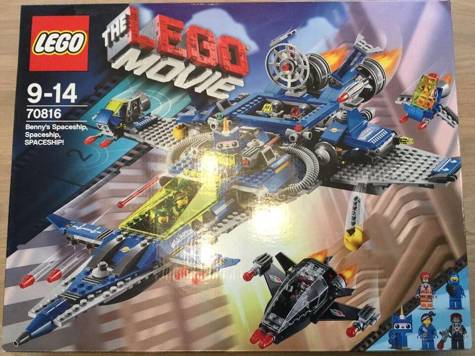 Lego Space, 70816 Benny's rumskib