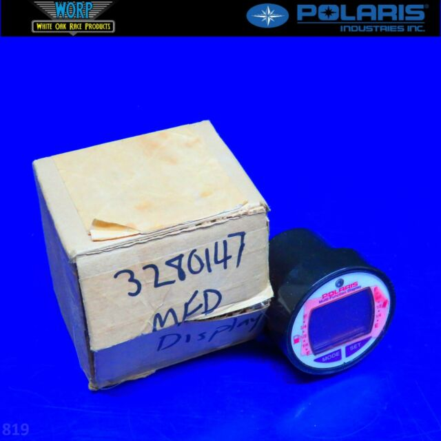 Polaris 3280147 MFD Multi Display Round Gauge 1994 SL SLT 750 1995
