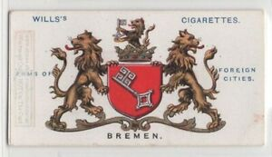 Bremen-Germany-City-Coat-Of-Arms-Germany-100-Y-O-Ad-Trade-Card