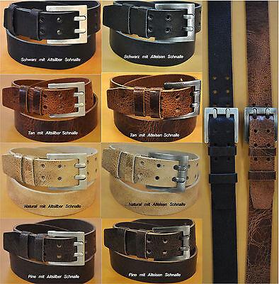 4,5cm Pelle Alla Moda Pieno Lunghezza Cintura, Colore E Buckle Selezionabile (vulcano)-mostra Il Titolo Originale Acquista Sempre Bene