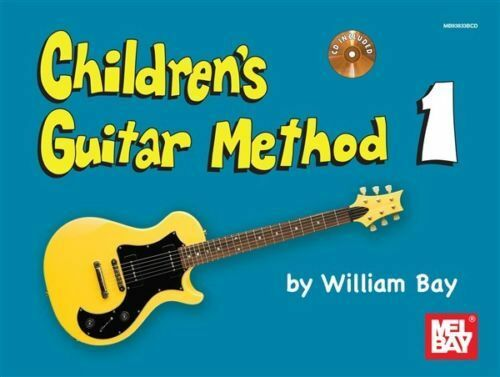 1 of 1 - Children's Guitar Method Volume 1 by William Bay Learn to Play Song Book