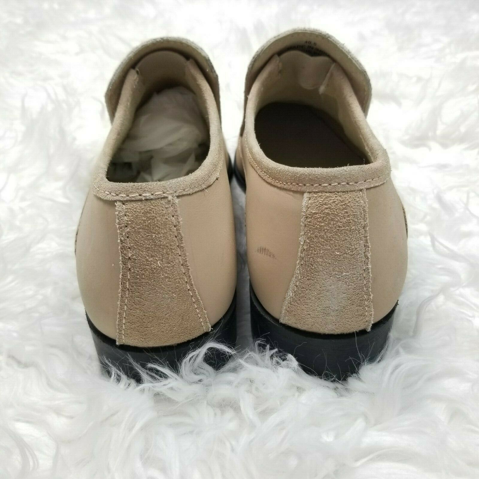 NWOT Free People Loafers Womens Size Size Size 40.5 9.5 Tan Suede Brady Slip On e4d1d6