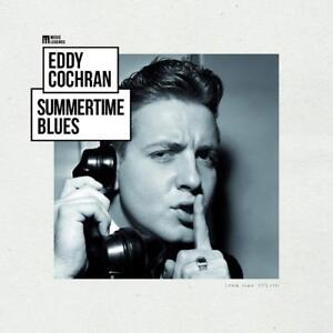 Eddie Cochran-Summertime Blues Music Legends VINILE LP NUOVO