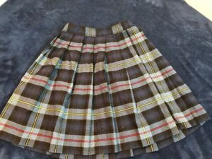 b424a76831 French Toast Plaid Uniform Skirt Girls Size 7 Blue Red Yellow ...