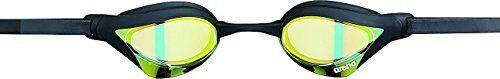 Arena swimming goggles fogging cushion Cobra core orange yellow AGL-240M Japan