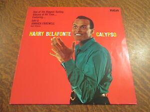 33-tours-harry-belafonte-calypso
